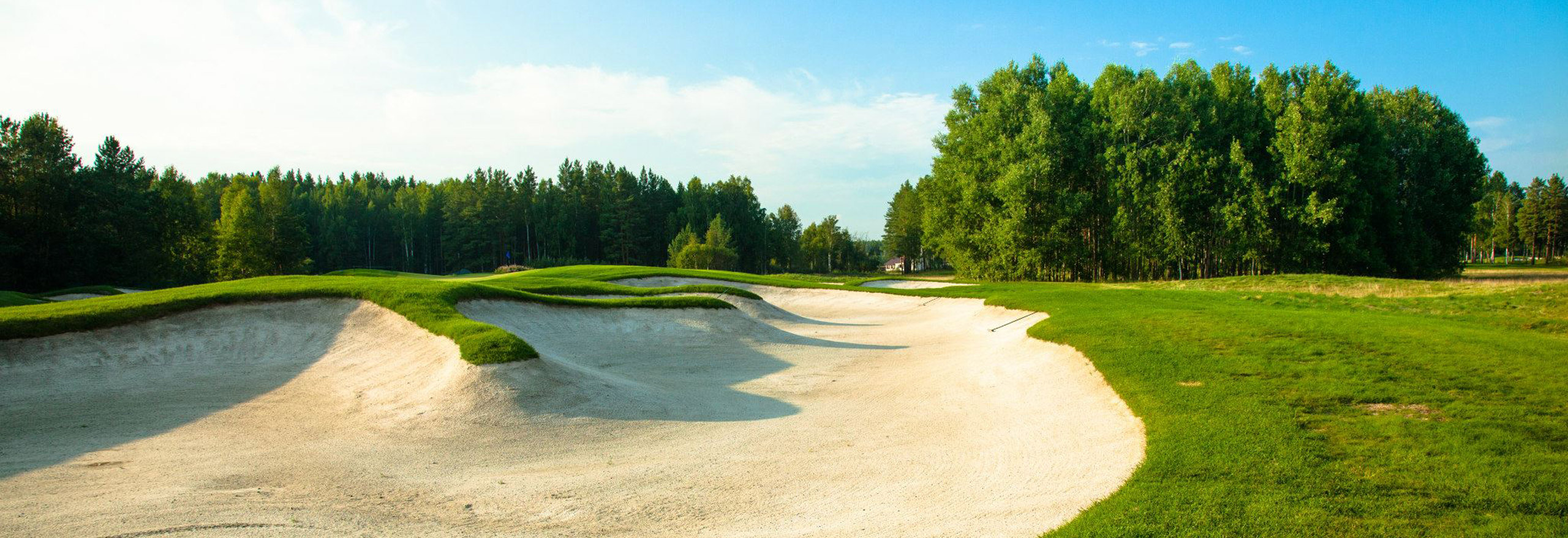 Гольф поле Pine Creek Golf Resort