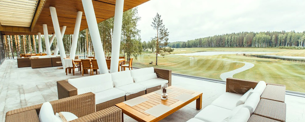 гольф-курорт Pine Creek Golf Resort