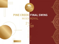 Восток и Запад сойдутся воедино на Pine Creek Final Swing Maxx Royal