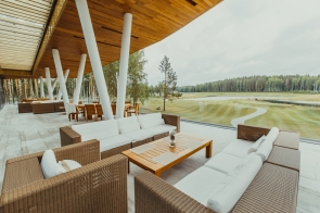 Ресторан Pine Creek Golf Resort
